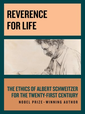 cover image of Reverence for Life