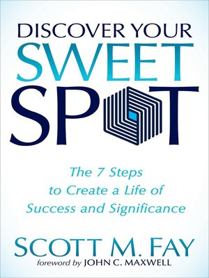 cover image of Discover Your Sweet Spot