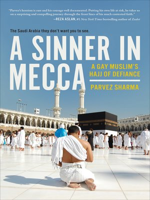 cover image of A Sinner in Mecca