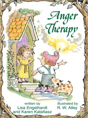 cover image of Anger Therapy