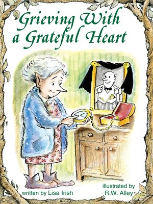 cover image of Grieving with a Grateful Heart