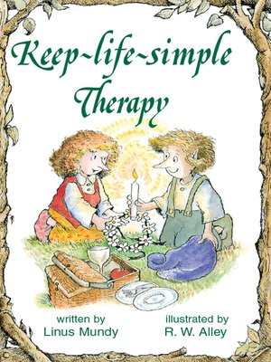 cover image of Keep-life-simple Therapy