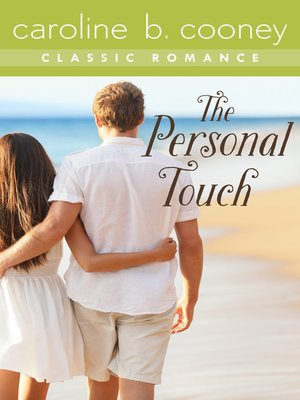cover image of Personal Touch