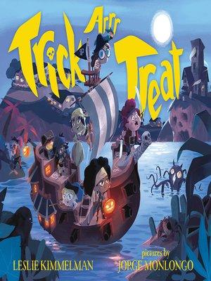 cover image of Trick ARRR Treat