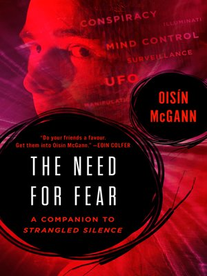 cover image of The Need for Fear