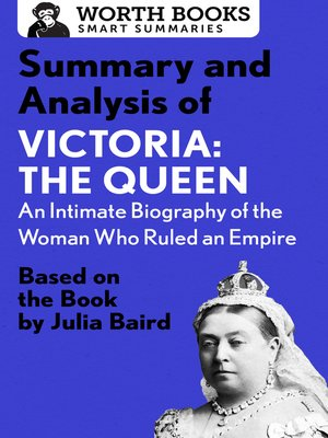 cover image of Summary and Analysis of Victoria