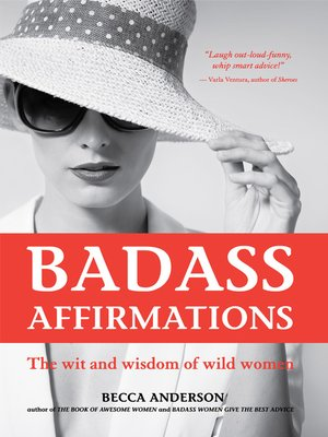 cover image of Badass Affirmations