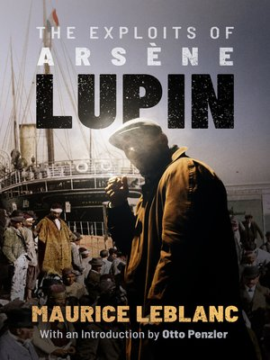 cover image of The Exploits of Arsène Lupin