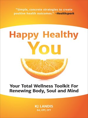 cover image of Happy Healthy You