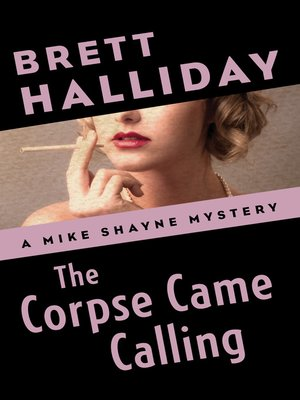 cover image of The Corpse Came Calling