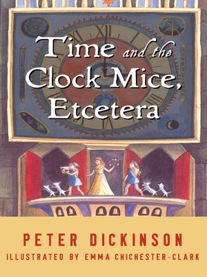 cover image of Time and the Clock Mice, Etcetera