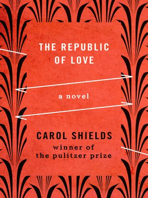 cover image of The Republic of Love