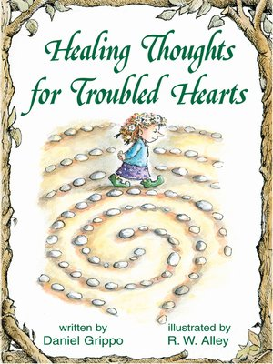 cover image of Healing Thoughts for Troubled Hearts