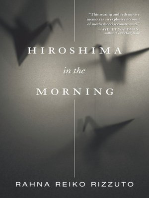 cover image of Hiroshima in the Morning