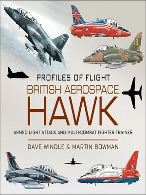 cover image of British Aerospace Hawk