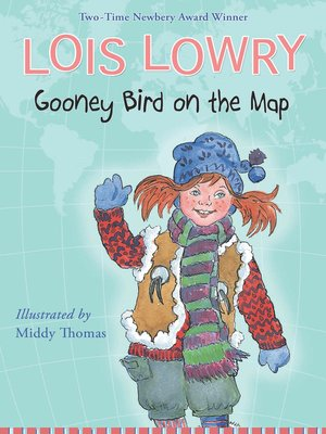 cover image of Gooney Bird on the Map