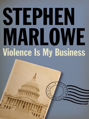 cover image of Violence Is My Business