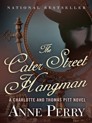 cover image of The Cater Street Hangman