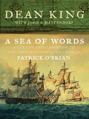 cover image of A Sea of Words