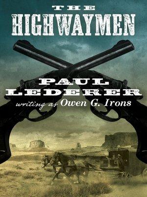 cover image of Highwaymen