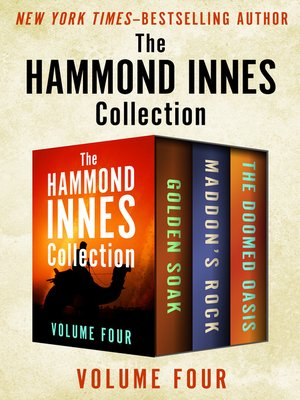cover image of The Hammond Innes Collection Volume Four