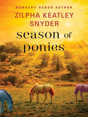 cover image of Season of Ponies