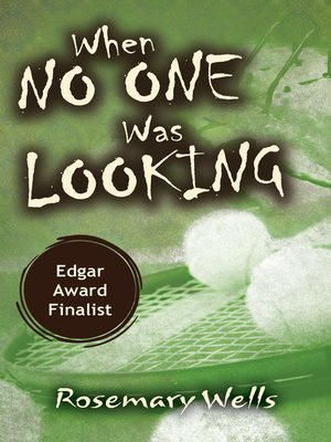 cover image of When No One Was Looking