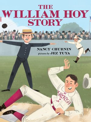 cover image of The William Hoy Story
