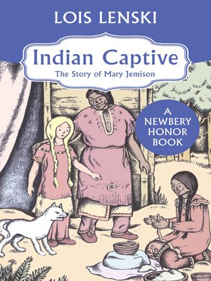 cover image of Indian Captive