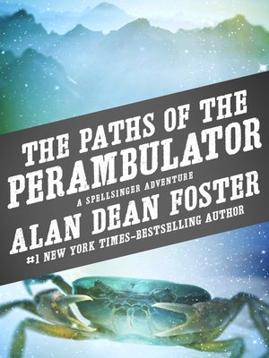 cover image of The Paths of the Perambulator