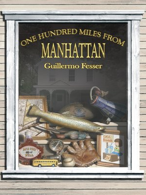 cover image of One Hundred Miles from Manhattan
