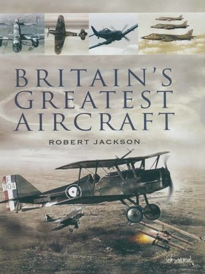 cover image of Britain's Greatest Aircraft