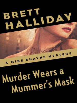 cover image of Murder Wears a Mummer's Mask
