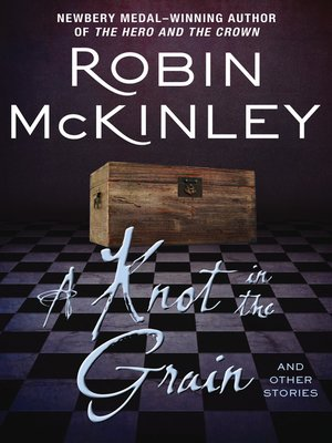 cover image of A Knot in the Grain and Other Stories
