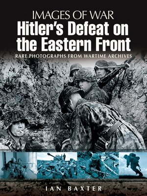 cover image of Hitler's Defeat on the Eastern Front