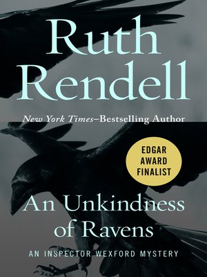 cover image of An Unkindness of Ravens