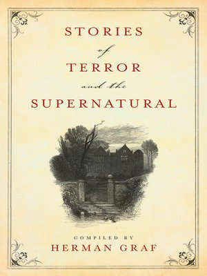 cover image of Stories of Terror and the Supernatural