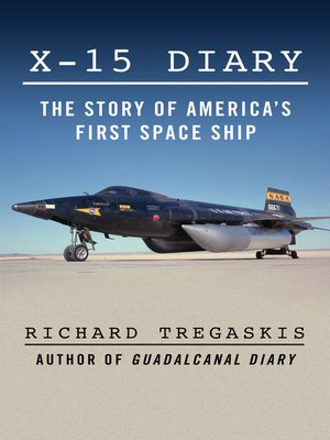 cover image of X-15 Diary