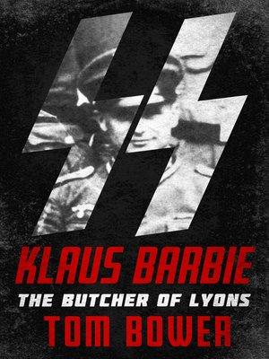 cover image of Klaus Barbie