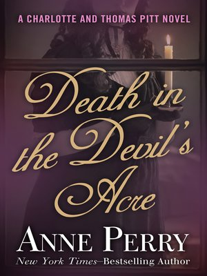 cover image of Death in the Devil's Acre