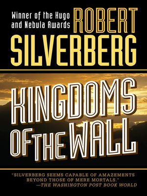 cover image of Kingdoms of the Wall