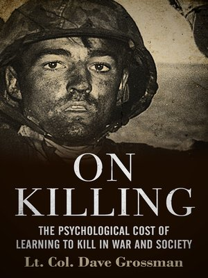 cover image of On Killing