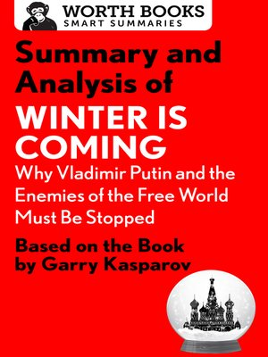 cover image of Summary and Analysis of Winter Is Coming
