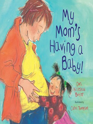 cover image of My Mom's Having a Baby