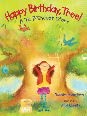 cover image of Happy Birthday, Tree!