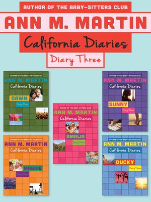 cover image of Diary Three