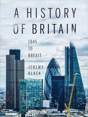 cover image of A History of Britain