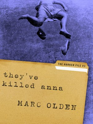 cover image of They've Killed Anna