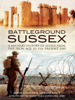 cover image of Battleground Sussex