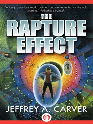 cover image of Rapture Effect